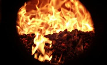 Flammenbild